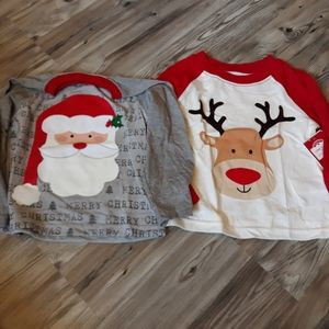 Other - Christmas kids shirts - 2T